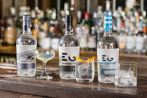 Edinburgh Gin Selection Cocktails Blog Brian Maule