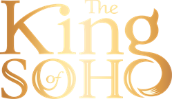King Of Soho Gin Logo Brian Maule
