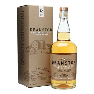 Deanston Whisky Brian Maule Blog