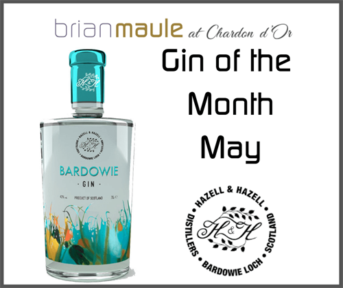 Gin Of The Month MayT